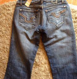 Jeans, 40-44 İtalya