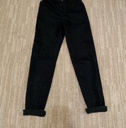Παντελόνια, μαύρα τζιν, παντελόνια