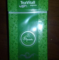 Ceai de băut pentru sistemul respirator
