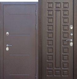 Входная дверь c ТЕРМОРАЗРЫВОМ 11 см Isoterma медны