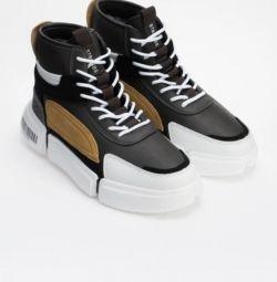 Ανδρικά παπούτσια χειμώνα Strobbs