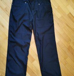 Finn parlama erkek pantolonu 2XL
