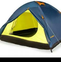 Tent Larsen 2x local