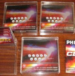 cutie de plastic pentru discuri CD