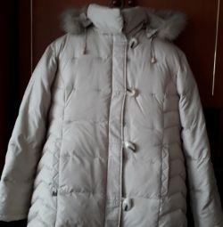 short coat down jacket new