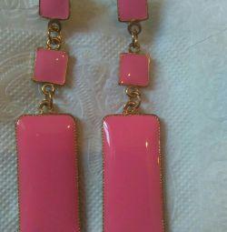 Pink Jewelery Earrings
