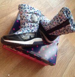 Νέες μπότες Demi Demi
