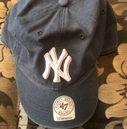 Beyzbol Şapkası Yankees 47brand Yeni