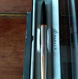 Ручка пір'яна