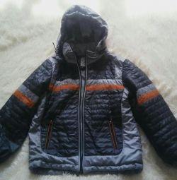 Jachetă de primăvară-toamnă