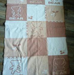 Одеяло  95x145 см