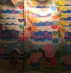 Журналы Свинки Пэппы