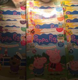 Pappa Pig Magazines