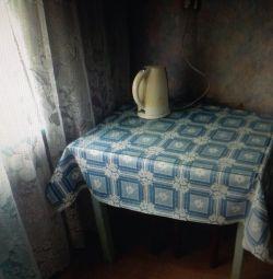 Dining table, three stools, Urgently