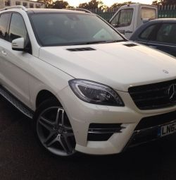 Mercedes-Benz ML350 CDI