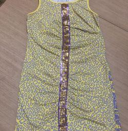 Tunic ντύσιμο Versace νεαρό πρωτότυπο