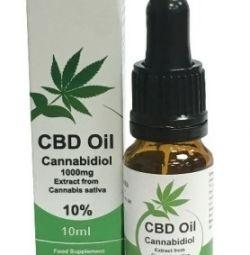 Ulei CBD (Cannabinoid Oil)