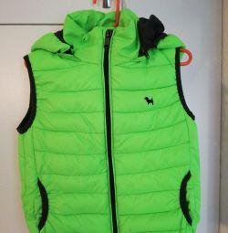 Children's bologna vest