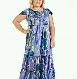 Νέο μέγεθος φόρεμα 52