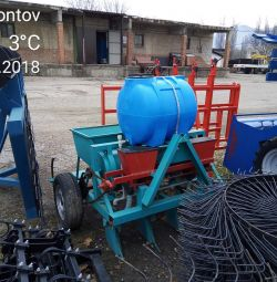 Seeder for garlic 4 line ČSN-4U PM5