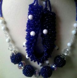 Ожерелье ,браслет