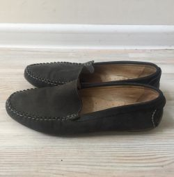 Loafers Calipso Nat. suede
