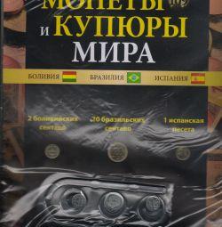Журнал «Монеты и купюры мира» №№109,110,111,112