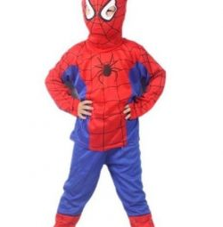 Carnival costume spiderman spiderman