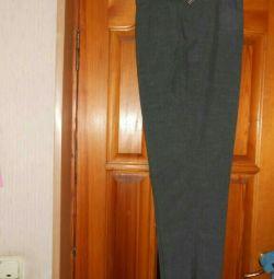 Pants muzh.nov new p 56