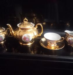 çay seti yeni