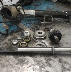 Repair of steering racks in Vladikavkaz