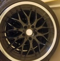 Rpm rims and tires