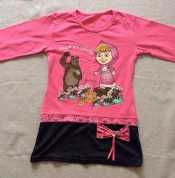 Bluză pentru fată