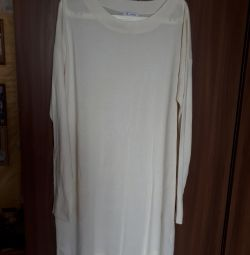 Sweater tunic, 2XL-3XL