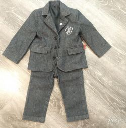 Costume for a boy for 1 year