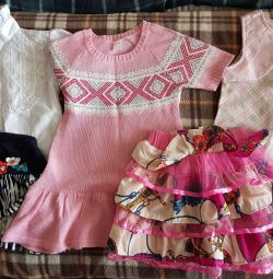 Одежда пакетом 104-110