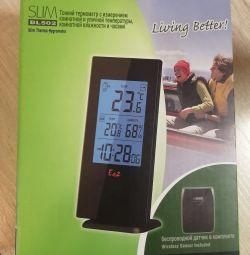 Thermometer Ea2 SLIM BL 502