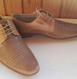 Pantofi pentru bărbați CHESTER NEW rr 41 sau mai mult