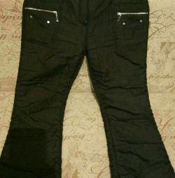 Winter pants p.44-46