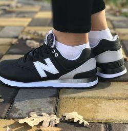 Кросівки New Balance 574 new Black
