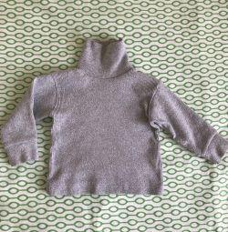 Sweater Turtleneck cald
