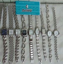 Watches RECORD quartz