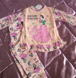 pajamas for a girl for 3 years