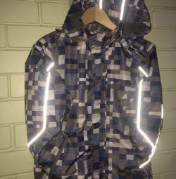 Jacket new on the boy growth 146 acoola