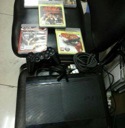 Κονσόλα παιχνιδιών Sony PlayStation 3