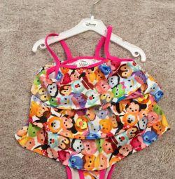 Swimsuit Disney 6-9 months.