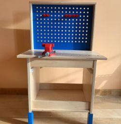 Τραπέζι Carpenter Ikea