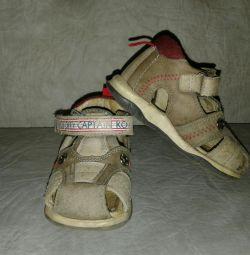 Sandale ortopedice 21p. Piele naturală