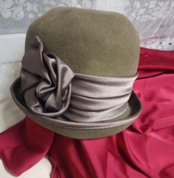 Το καπέλο αισθάνεται.