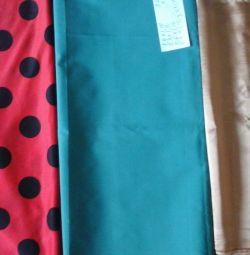 Flap fabric